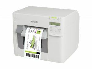 Etikečių spausdintuvas Epson TM- C3500