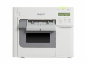 Label printer Epson TM- C3500